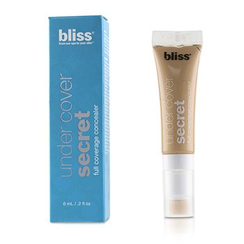 Bliss Under Cover Secret Full Coverage Concealer - # Porcelain