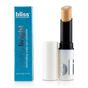 Bliss Feeling Bright Illuminating Under Eye Concealer - # Radiant Nude