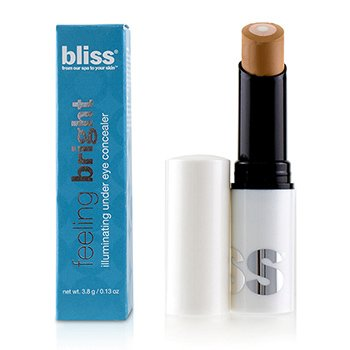 Bliss Feeling Bright Illuminating Under Eye Concealer - # Radiant Tan