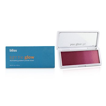 Bliss Light the Glow Illuminating Gradient Powder Blush - # Berry Parfait