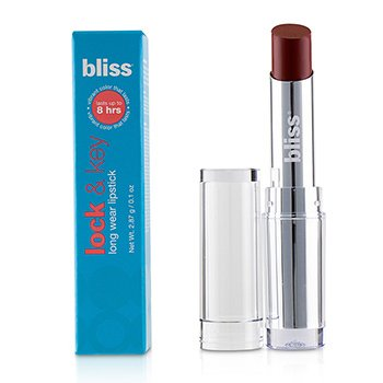 Bliss Lock & Key Long Wear Lipstick - # Rose To The Occasions