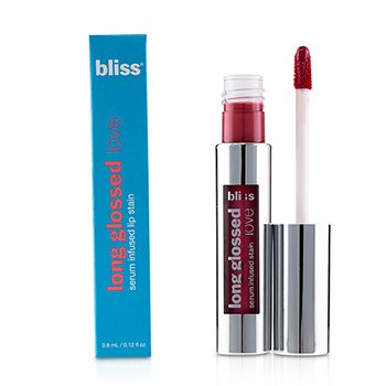 Bliss Long Glossed Love Serum Infused Lip Stain - # Between You & Melon