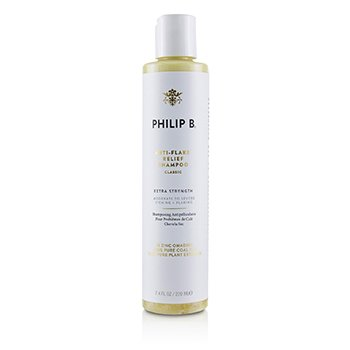 Philip B Anti-Flake Relief Shampoo - # Classic (Extra Strength moderate To Severe Itching + Flaking)