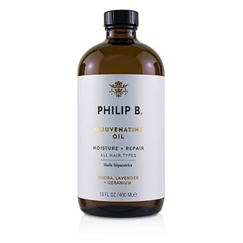 Philip B Rejuvenating Oil (Moisture + Repair - All Hair Types)