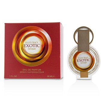 Ellen Tracy Exotic Bronze Eau De Parfum Spray