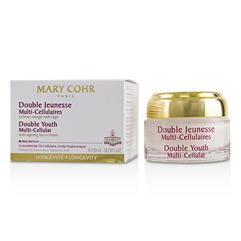 Mary Cohr Double Youth Multi-Cellular Anti-Ageing Face Cream