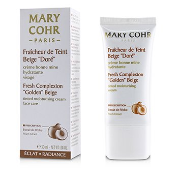 Mary Cohr Fresh Complexion Tinted Moisturising Cream - #