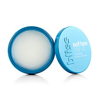 Bliss Soften Me Up Nourishing Cuticle Oil Cream