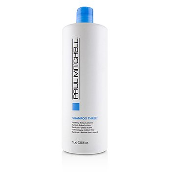 Paul Mitchell Shampoo Three (Clarifying - Removes Chlorine)