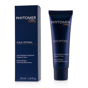 Homme Aqua Optimal Face and Eyes Soothing Moisturizer