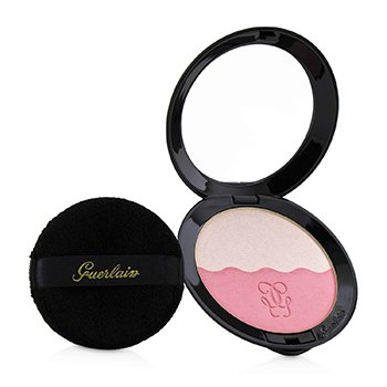 Guerlain Two Tone Blush (Blush & Highlighter) - # 02 Neutral Pink