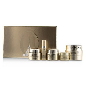 Absolue Precious Cells Set: 2x Intense Revitalizing Cream SPF15 + Recovery Night Cream + Eye Cream + Oleo-Serum