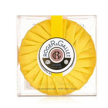 Roger & Gallet Bois d Orange Perfumed Soap