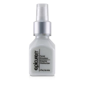 Epicuren Facial Emulsion Enzyme Moisturizer - For Normal & Combination Skin Types