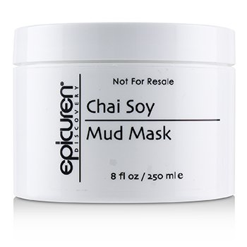 Epicuren Chai Soy Mud Mask - For Oily Skin Types (Salon Size)