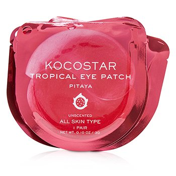 KOCOSTAR Tropical Eye Patch Unscented - Pitaya (Individually packed)