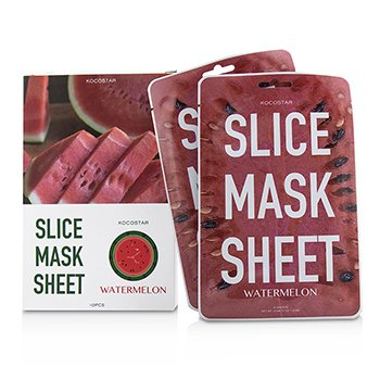 KOCOSTAR Slice Mask Sheet - Watermelon