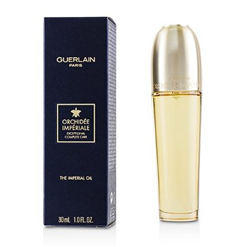 Guerlain Orchidee Imperiale Exceptional Complete Care The Imperial Oil