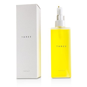 THREE Cleansing Oil - 98% Naturally Derived Ingredients