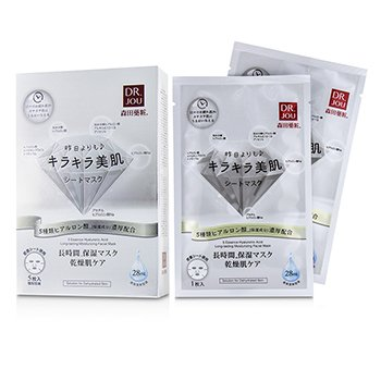 DR. JOU (By Dr. Morita) 5 Essence Hyaluronic Acid Long-lasting Moisturizing Facial Mask