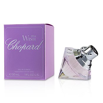 Chopard Pink Wish Eau De Toilette Spray