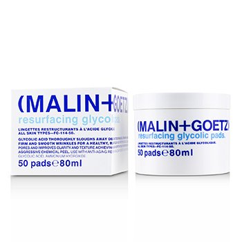 MALIN+GOETZ Resurfacing Glycolic Pads