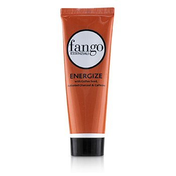 Borghese Fango Essenziali Energize Mud Mask with Coffee Seed, Activated Charcoal & Caffeine (Travel Size)