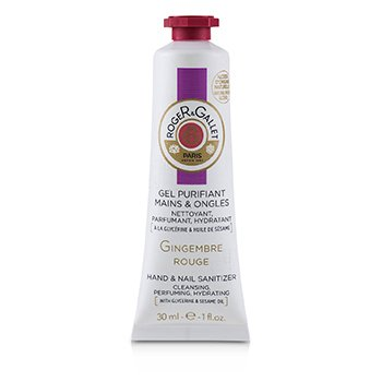 Roger & Gallet Gingembre Rouge Hand & Nail Sanitizer