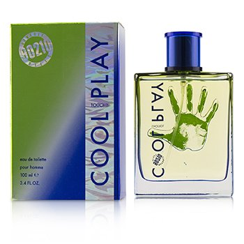 Beverly Hills 90210 Touch of Cool Play Eau De Toilette Spray