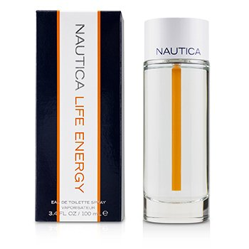 Nautica Life Energy Eau De Toilette Spray