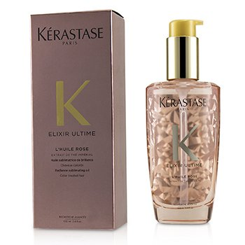 Kerastase Elixir Ultime Huile Sublimatrice de Brillance Radiance Sublimating Oil (Color Treated Hair)
