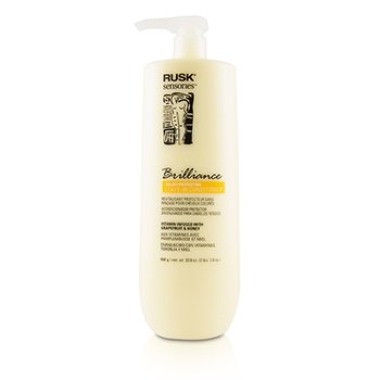 Rusk Sensories Brilliance Color-Protecting Leave-In Conditioner (Vitamin Infused with Grapefruit & Honey)