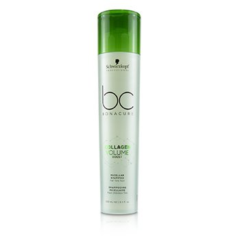Schwarzkopf BC Bonacure Collagen Volume Boost Micellar Shampoo (For Fine Hair)