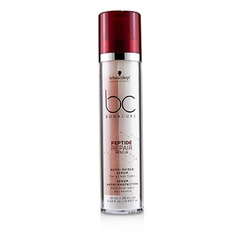 Schwarzkopf BC Bonacure Peptide Repair Rescue Nutri-Shield Serum (For All Hair Types)