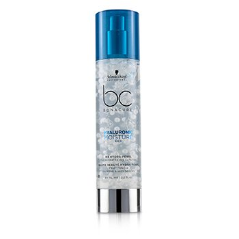 Schwarzkopf BC Bonacure Hyaluronic Moisture Kick BB Hydra Pearl (For Normal to Dry Curly Hair)
