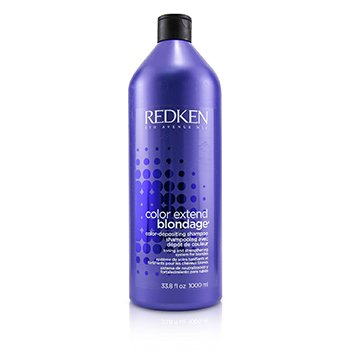 Redken Color Extend Blondage Color-Depositing Shampoo (For Blondes)