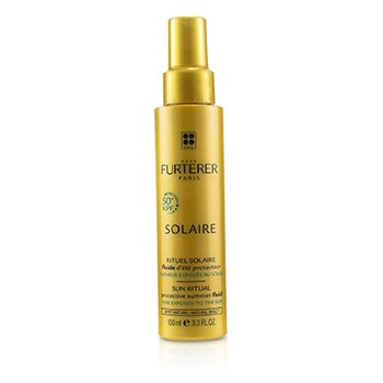 Solaire Sun Ritual Protective Summer Fluid (Hair Exposed To The Sun, Natural Effect)