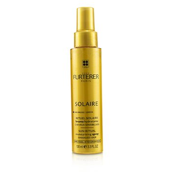 Rene Furterer Solaire Sun Ritual Moisturizing Spray (Damaged Hair - After Sun Exposure)