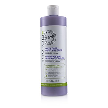 Matrix Biolage R.A.W. Color Care Acidic Milk Rinse (For Freshly Colored Hair)