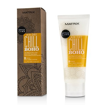 Matrix Style Link Air Dry Chill Boho Smoothing Air-Dry Cream (Hold 1)