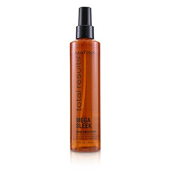 Matrix Total Results Mega Sleek Iron Smoother Defrizzing Leave-In Spray