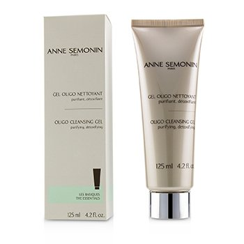 Anne Semonin Oligo Cleansing Gel - For Combination Skin