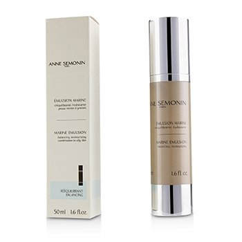 Anne Semonin Marine Emulsion - For Combination to Oily Skin