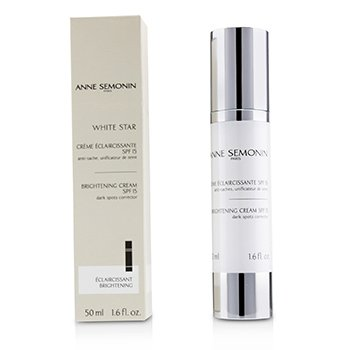 Anne Semonin Brightening Cream SPF 15