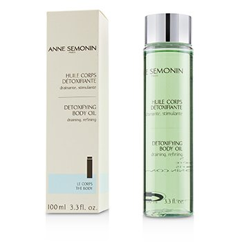 Anne Semonin Detoxifying Body Oil