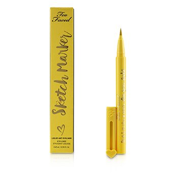 Too Faced Sketch Marker Liquid Art Eyeliner - # Canary Yellow