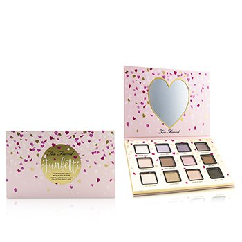 Too Faced Funfetti Its Fun To Be A Girl Eye Shadow Palette