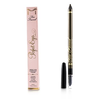 Too Faced Perfect Eyes Waterproof Eyeliner - # Perfect Moss