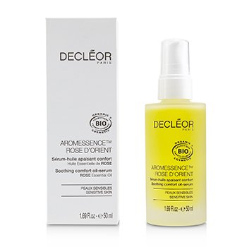 Decleor Aromessence Rose DOrient Soothing Comfort Oil-Serum - For Sensitive Skin (Salon Size)
