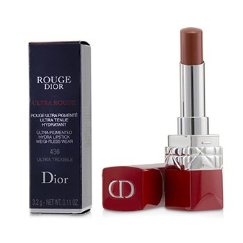 Christian Dior Rouge Dior Ultra Rouge - # 436 Ultra Trouble